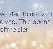 David Hoffmeister Quantum Forgiveness quote