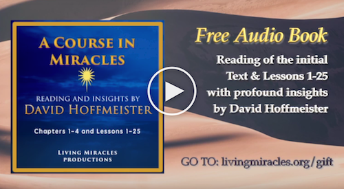 ACIM Readings Audiobook David Hoffmeister